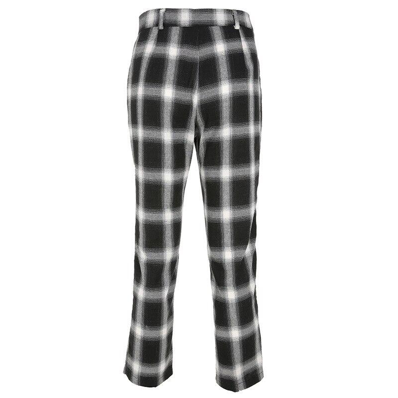2019 Streetwear Cargo   Pants   Women Casual Joggers Black High Waist Loose Female Trousers Korean Style Ladies   Pants     Capri   XM500