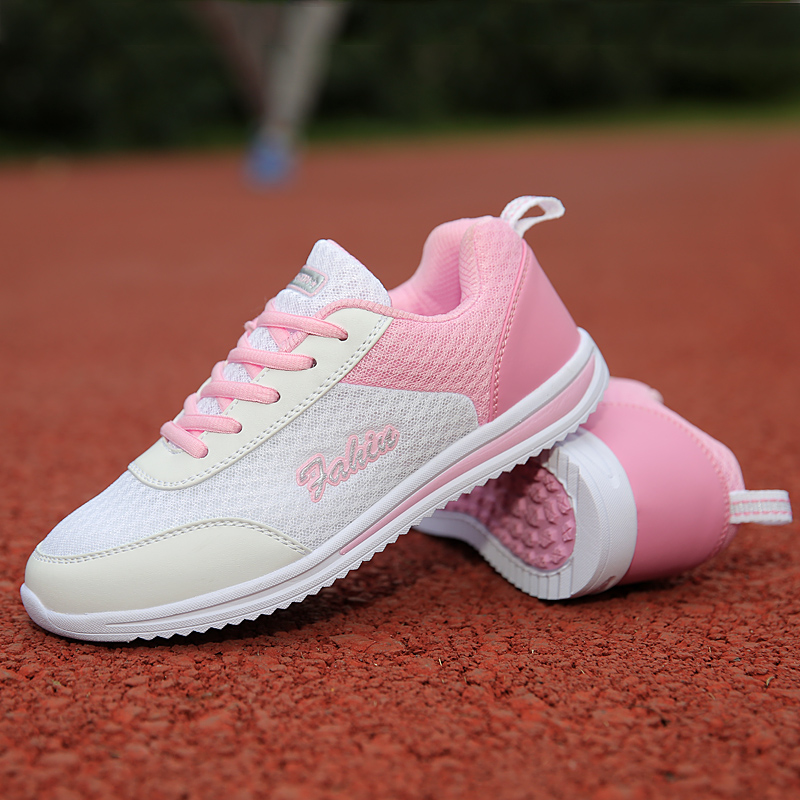 Sneakers Women Breathable Woman casual shoes 2018 New Arrivals mesh women shoes fashion Sneakers shoes vulcanize de la chance women vulcanize shoes platform breathable canvas shoes woman wedge sneakers casual fashion candy color students