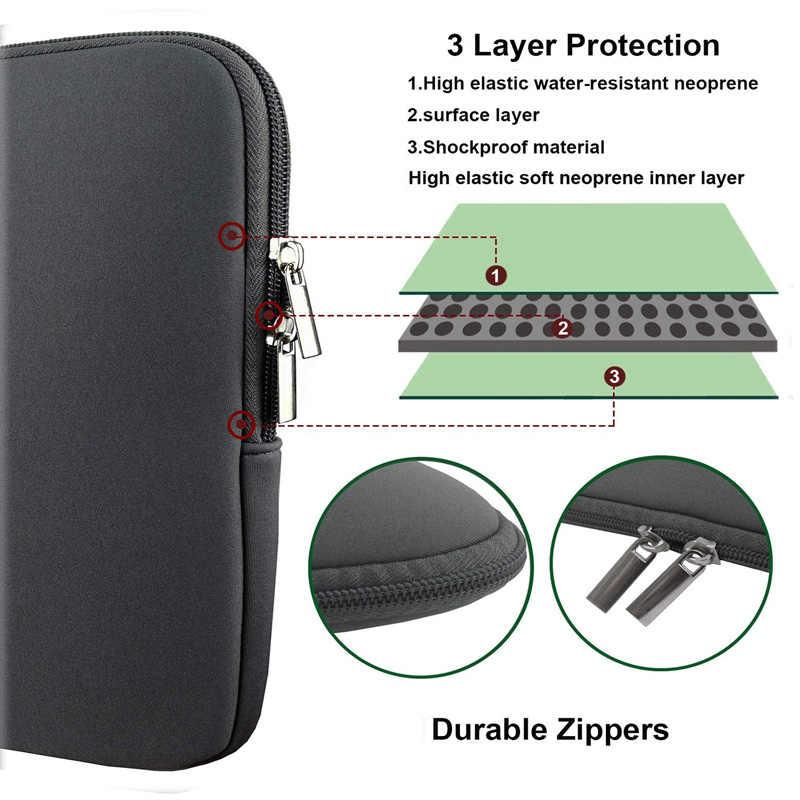 Binful pochette pour ordinateur portable sacoche pour ordinateur portable étui pour macbook Air 11 13 12 15 Pro 13.3 15.4 Retina unisexe doublure manchon 9.7 pour ipad