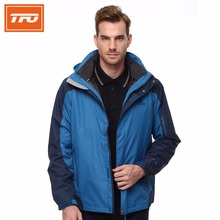 TFO Men Hiking Waterproof Rain Jacket Windbreaker Sport Coats Breathable Fleece Jacket 6621313