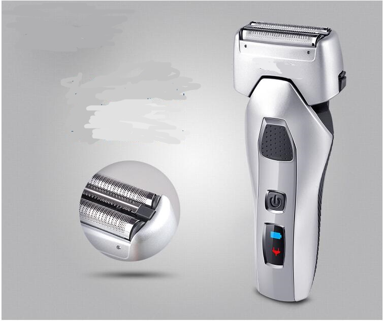 fully body washable electric man shaver razor face hair clipper remover tool beard shaving trimmer men mustache shave facial cut deep face cleansing brush facial cleanser 2 speeds electric face wash machine