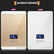 Смеситель для ванной и кухни с цифровым дисплеем