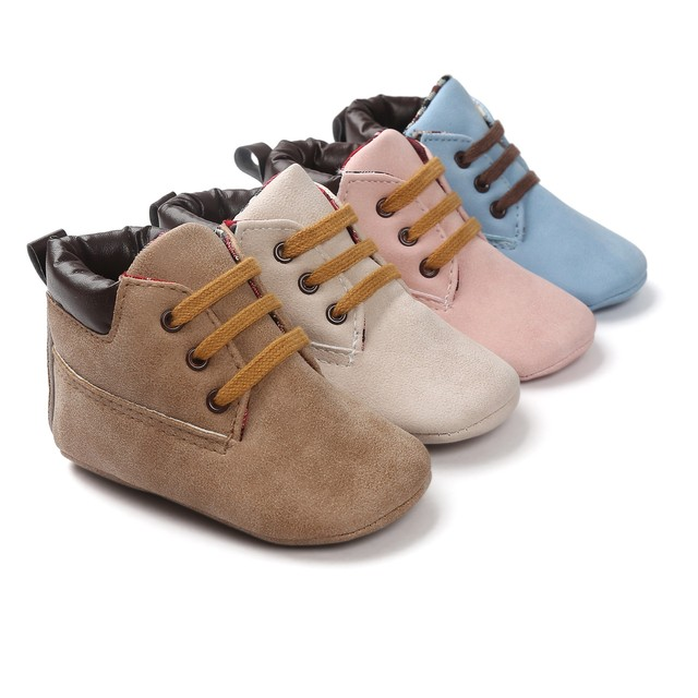 Fashion Martin Boots Baby Boy Shoes 12-Colors PU Leather Casual Sports Baby Shoes Girl Toddler Shoes Sapatos De Bebe