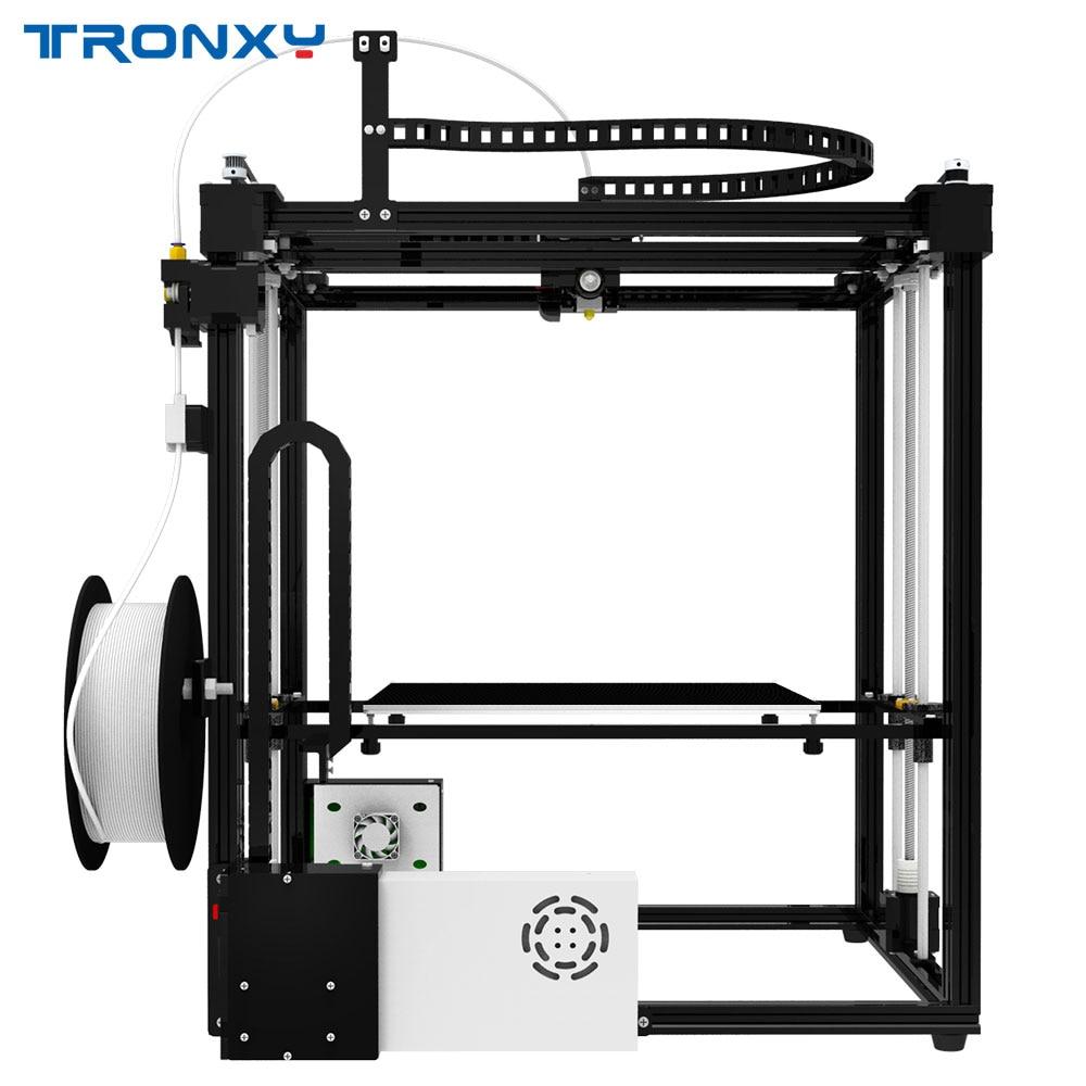 2018 Tronxy 3D imprimante X5SA-400 Plus Grande taille d'impression 3.5 pouce TFT Tactile Écran PLA ABS Filament - 6