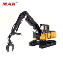 Kid Model Toys 1/50 Scale Diecast 568 LL Log Loader — High Line Series 85922 Type Model Toy for Boys
