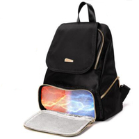 Waterproof cooler backpack thermal cool shoulder bag lunch picnic fresh carrier bag food ice pack container