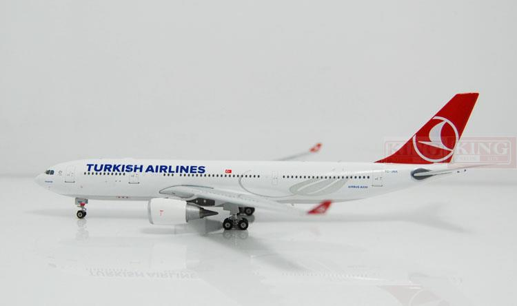 Phoenix 10884 Turkey Airlines TC-JNA 1:400 A330-200 commercial jetliners plane model hobby phoenix 11074 vietnam airlines vh a143 1 400 b777 200er commercial jetliners plane model hobby