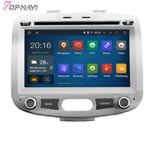 Professional  Quad Core Android 5.1 Car DVD Player For Hyundai i10 With Mirror Link Wifi BT GPS Free Map 16GB Flash