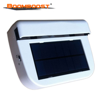 HOT Portable Car window auto Ventilator Cooler fan Air Vehicle Radiator Solar powered Fan car Air Purifiers Solar Sun Power