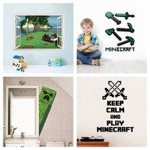 Popularne Minecraft Naklejki Kupuj Tanie Minecraft Naklejki