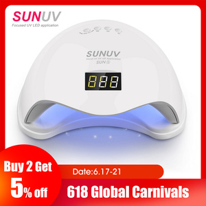 SUNUV SUN5 48W Dual UV LED Nai