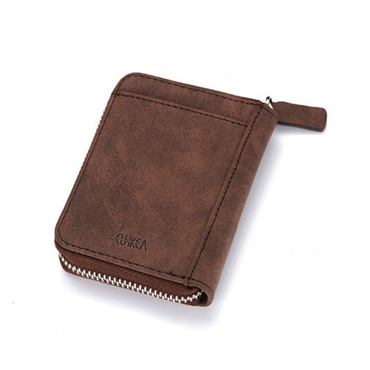 Chic Anti Rfid Mans Wallets Casual Pu Thin Small Purse Teen Boys Fashion Short Leather Clip Wallets High Quality Purses 2019