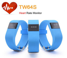 Heart Rate Pulse Smart Band TW64S Pulso Inteligente Banda Pulse Measure Smart Band Sport Smart Wristband Health Fitness Tracker