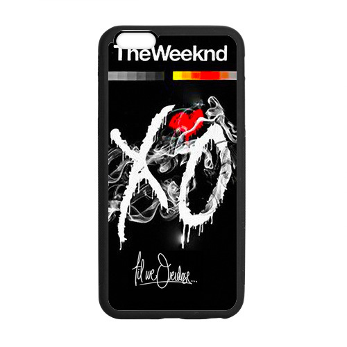 The Weeknd Xo Symbol Plastic Plastic Cell Phone Case Cover For