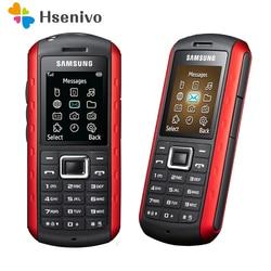 B2100 Original Unlocked Samsung B2100 Xplorer 1000mAh 1.3MP 1.77'inch 3G Waterproof Refurbished Cellphone refurbished Free ship