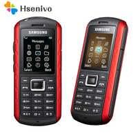 B2100 Sbloccato Originale Samsung B2100 Xplorer 1000 mAh 1.3MP 1.77 'pollici 3G Impermeabile Ristrutturato Cellulare ristrutturato Libera la nave