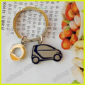 free shipping for  smart  fortwo car key chain key ring  1p