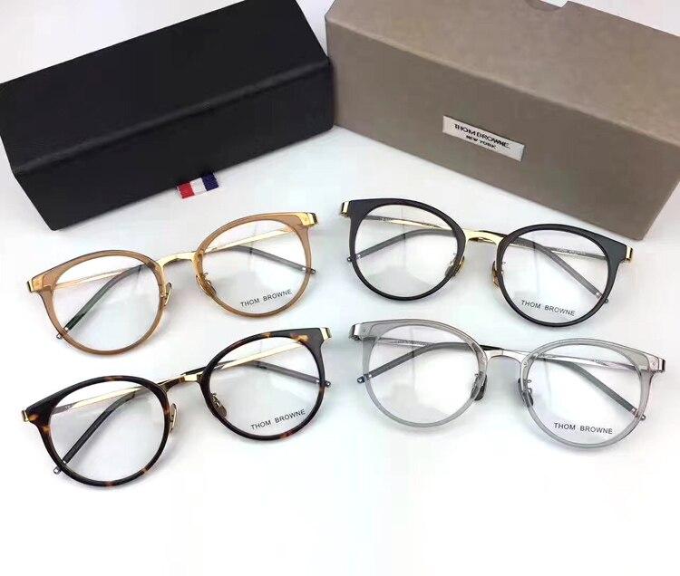 High quality optica glassesl Thom Brand eyeglasses vintage r