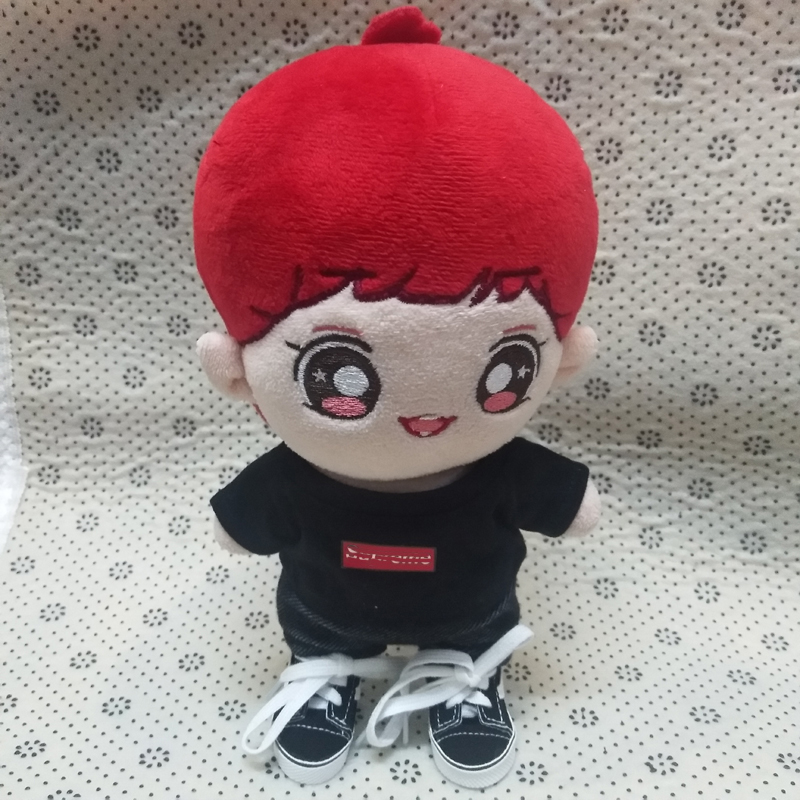 Clothing & Accessories For Plush Stuff 20-25cm Exo Doll Hat Plush Stuffing Accessories Cap Tik Tok Pop 20-25cm Got7 Doll Moving Ear Hat
