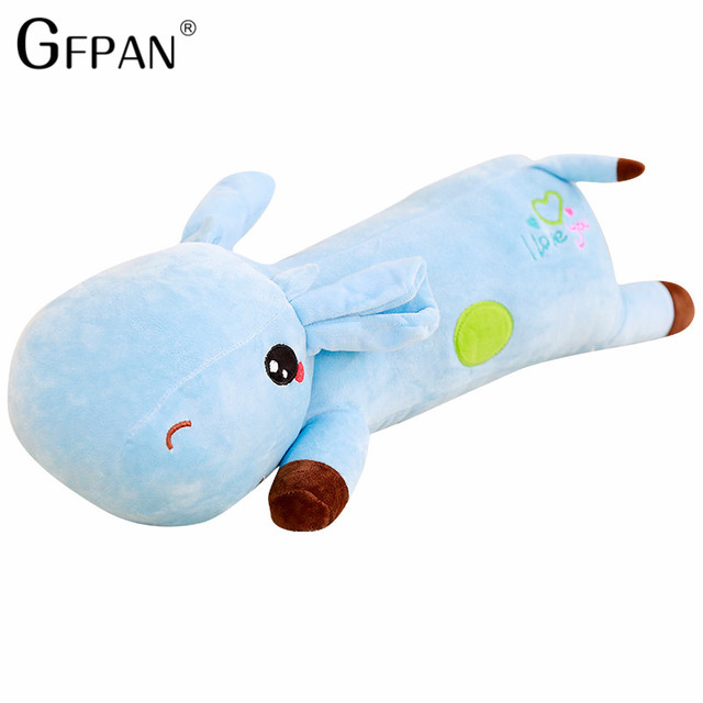 GFPAN 60cm Lovely Giraffe Toys Kawaii Stuffed Animal Dolls Stuffed Giraffe Toy Lowest Price Best Birthday Gift For Kids Children