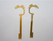 2PCS/ NEW Shutter Flex Cable For SAMSUNG L100 L110 L200 L210 M100 M200 SL202 PL50 PL51 NV30 NV40 Digital Camera Repair Part
