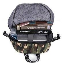 Camouflage Military Backpack Men Preppy School Backpacks for Boy Girl Teenagers High School Bags Large Capacity
