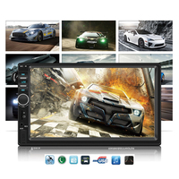 Autoradio 2 Din Android GPS Navigation 7 inch Car Radio 2 din Car Stereo MP5 Player Bluetooth Touch Screen 7018b Multimidia