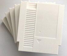 Cor branca 72 Pinos Jogo Cartucho de Substituição De Plástico Shell Para NES Console