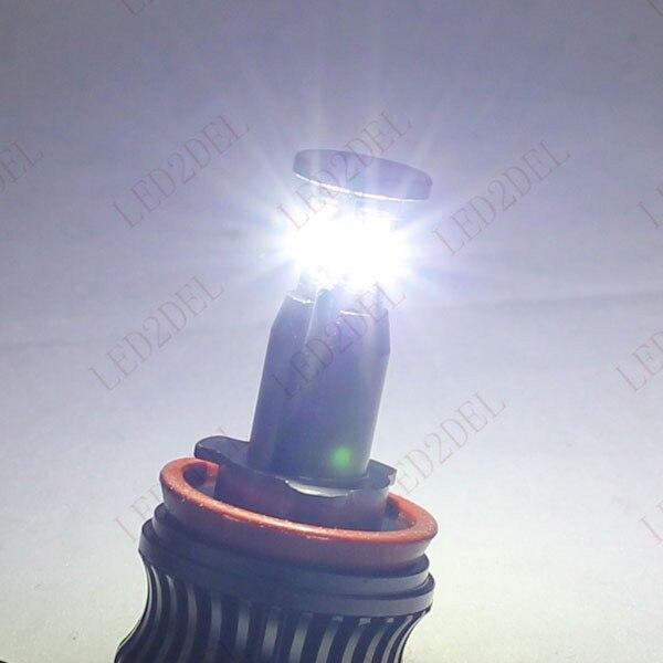 20W H8 CREE LED Angel Eyes Halo Ring Marker Light for BMW E39 E53 X5 E60 E61 5sets(10pcs) Free Shipping make up factory automatic eyeliner 24 цвет 24 smokey plum variant hex name 474995