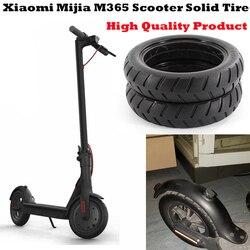 Verbesserte Reifen für Xiaomi Mijia M365 Roller Solide Reifen Reifen Räder 8 1/2X2 für Xiaomi Elektrische skate Board Vermeiden Pneumatische Reifen