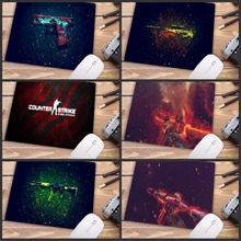 Big Promotion CSGO Counter Strike Ultimate Gaming Mousepad Natural Rubber Gamer Mouse Mat Pad Game Computer Desk Pad