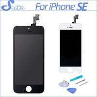 SANKA Para For Apple IPhone SE LCD Display Digitizer Touch Screen Ecran Pantalla Assembly LCD Screen