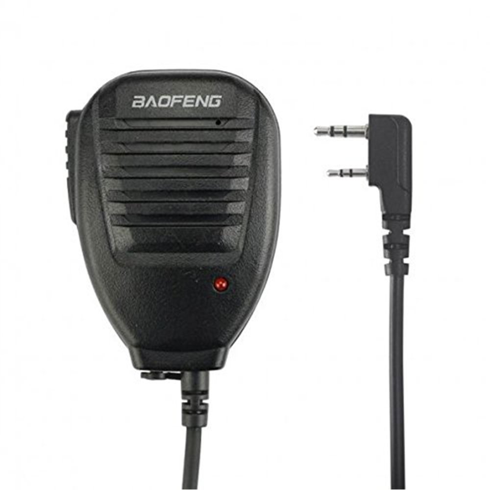 BAOFENG Speaker MIC For UV-5R 5RA 5RB 5RC 5RD 5RE 5REPLUS 3R+ BF-F8 BF-F9