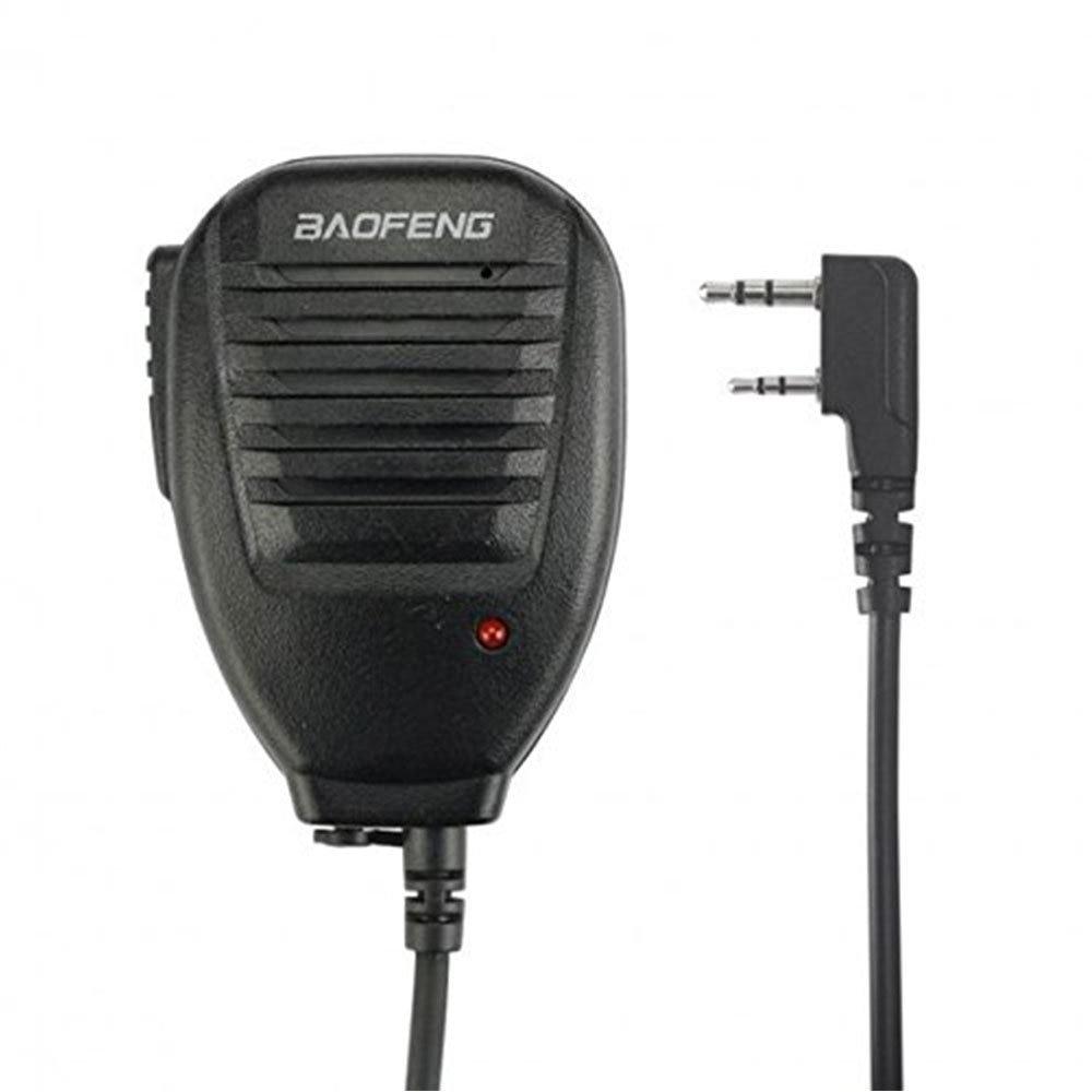BAOFENG Speaker MIC For UV-5R 5RA 5RB 5RC 5RD 5RE 5REPLUS 3R+ BF-F8 BF-F9