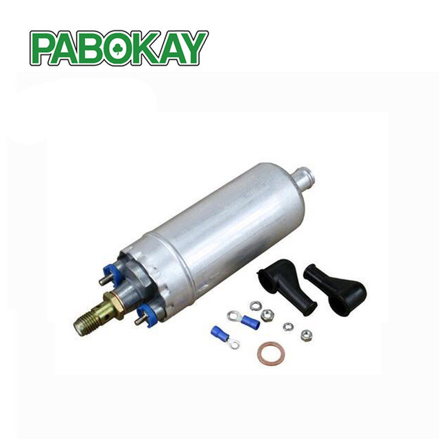 NEW ELECTRIC INLINE FUEL PUMP FUELPUMP FITS for ALPHA VOLVO PORSHE