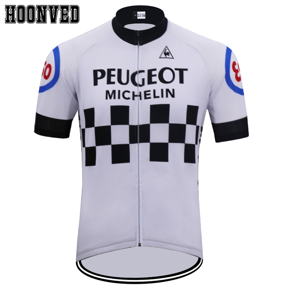 d1ed69ad7 1981 year The Tour de France Man Retro PEUGEOTking Gobik Cycling Jersey  Short Sleeves Triathlon Clothing maillot ciclismo hombre-in Cycling Jerseys  from ...