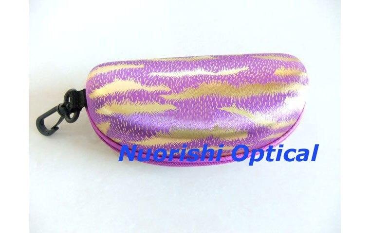20 штук большой Размеры хороший 4 цвета узор молния очков Очки солнцезащитных очков eva Дело Box ml022