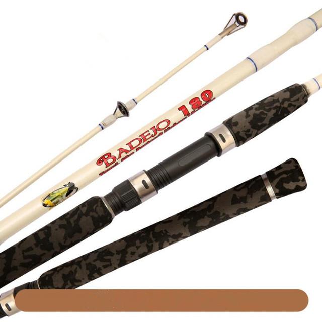 Super Strong Toughness Fishing Rod 1.65M-2.4M Olta Vara De Pesca M Adjustment Spinning Rod Carbon Fiber Casting Fishing Gear