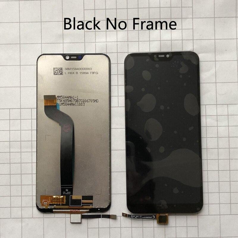Black No Frame