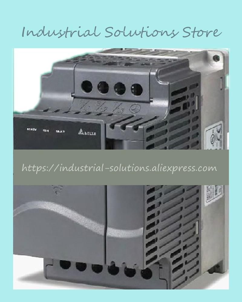 Input 3ph 380V Output 3ph Inverter E-series VFD075E43A-M 0~480V 18A 0.1~600Hz VFD-E 7.5KW 10HP New OriginalInput 3ph 380V Output 3ph Inverter E-series VFD075E43A-M 0~480V 18A 0.1~600Hz VFD-E 7.5KW 10HP New Original