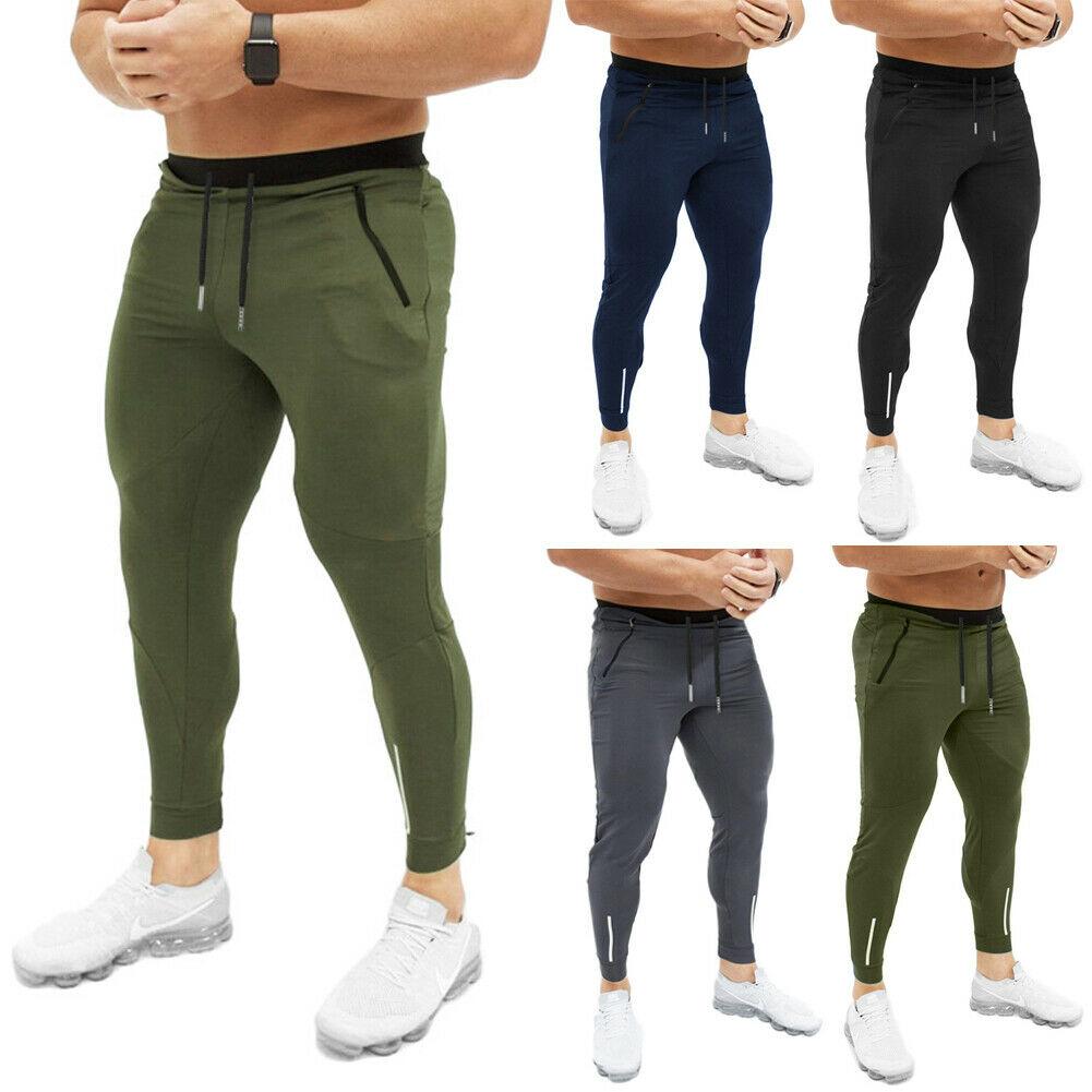 100% QualitäT 2019 Neue Stil Patchwork Mantel Männer Sport Hosen Lange Hosen Mit Tasche Training Jogger Jogginghose Die Neueste Mode