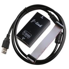 JINSHENGDA High Speed J-Link JLink V8 USB ARM JTAG Emulator Debugger J-Link V8 Emulator