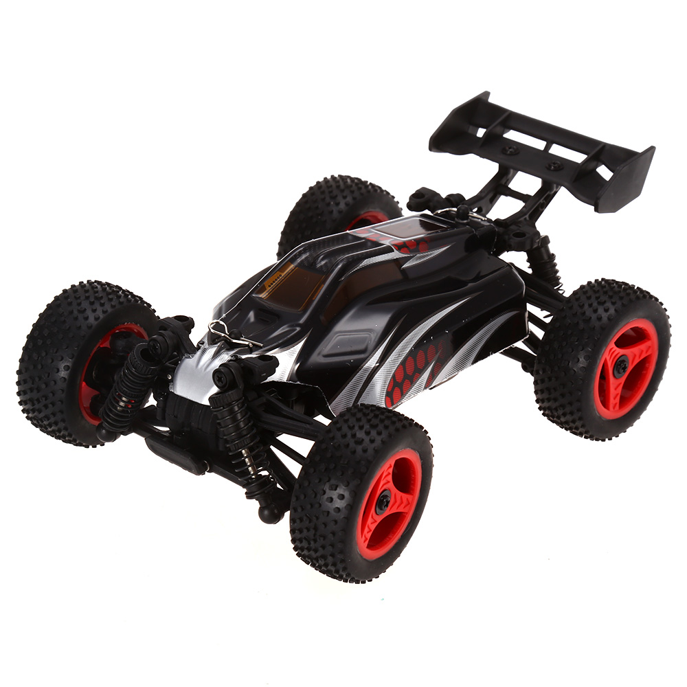 Фотография High Speed Remote Control Cars 26km/H 1:24 Full Proportional 2CH 2.4GHz 4WD Brushed RC Racing Car RC Toys Xmas Gifts for Kids