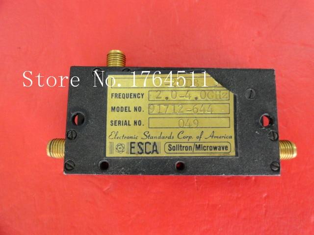 [BELLA] ESCA 91712-644 2-4GHZ 20dB Directional Coupler SMA