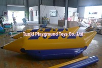 3 seats Water Sports Flyingfish Banana Boat