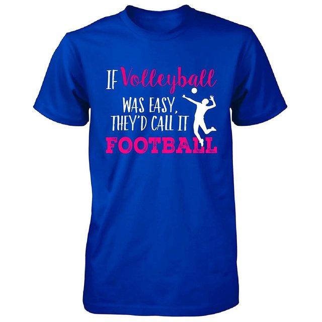 Hombre barato de La Camiseta Amantes Regalo Fresco Para El voleibol.-Camiseta Unisex