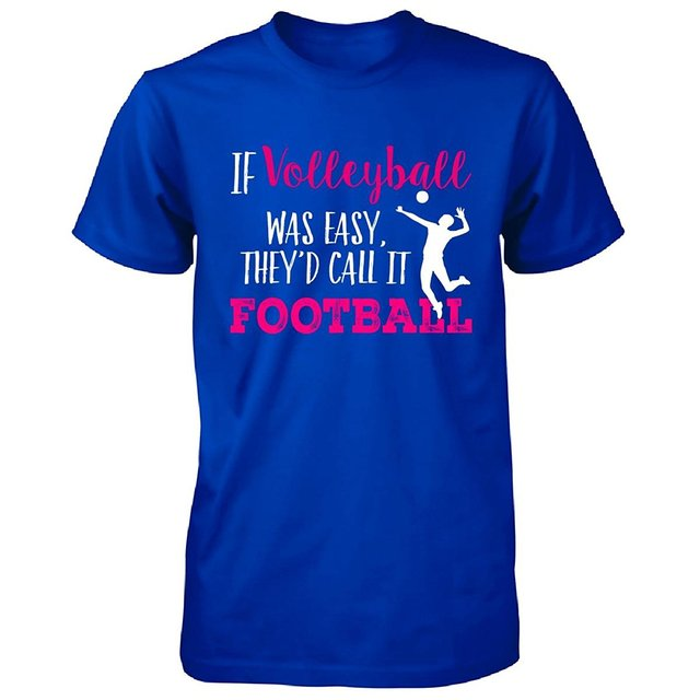 Man cheap T-shirt Cool Gift For Volley ball Lovers. - Unisex Tshirt