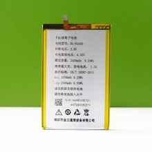 matcheasy Original for  GIONEE Battery BL-N2450 For Gionee S5.5L GN9000L battery In stock+tools gionee s10