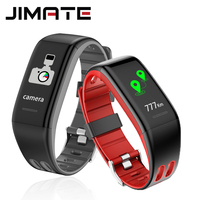 Health Bracelet Heart Rate Smart Band Fitness Tracker Touch Screen Bluetooth Smartband Wristband fit bit Smart Watch Bracelet