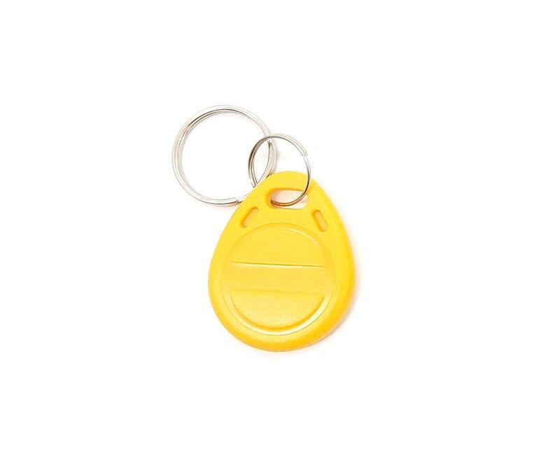 10 pçs/lote EM4305 T5577 Copiar Cartões de Tag Rfid Regravável Gravável 125Khz Keyfobs Tag Tag Gravação Para Máquina Copiadora